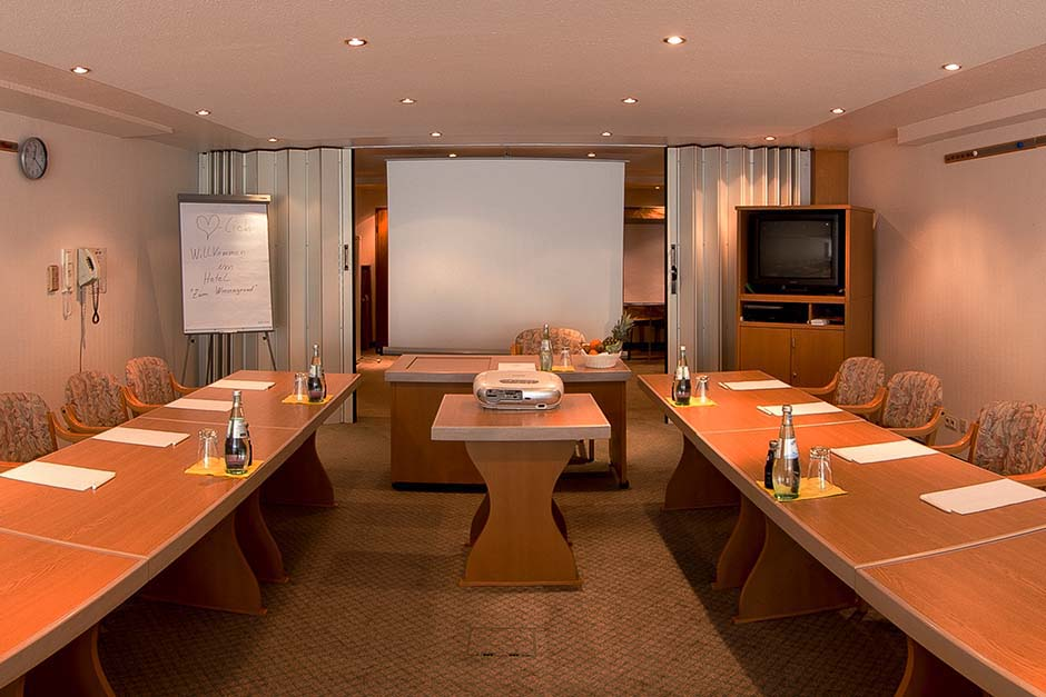 Seminarraum des Hotel Zum Wiesengrund